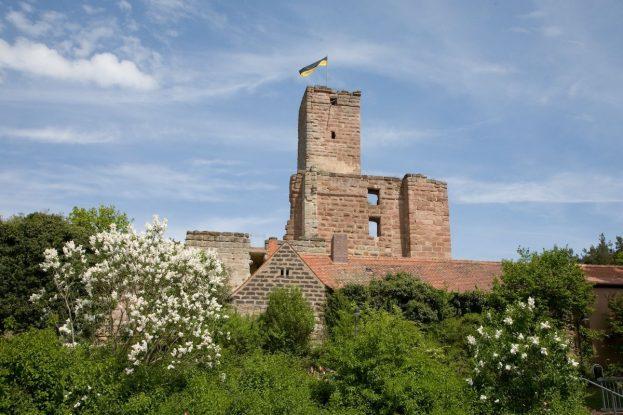 Burg Hilpoltstein OF