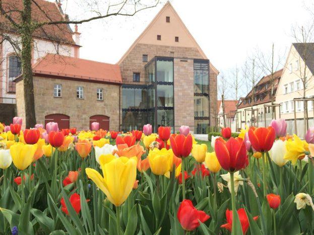 Residenz Hilpoltstein Frühling