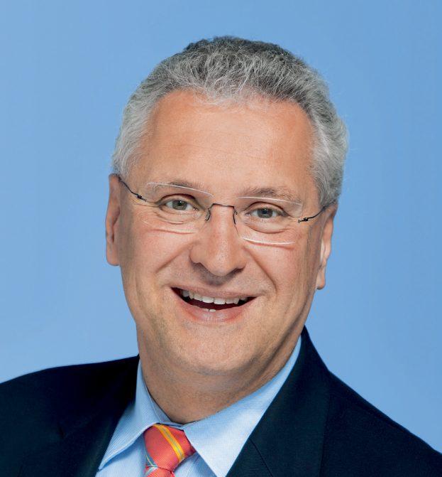 Joachim Herrmann-Bay.Staatsministerium des Innern und für Integration
