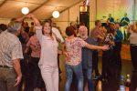 Am 16.09.2017, dem vorletzten Tag der Badesaison, fand im Rother Freizeitbad in einem beheiztem Zelt das Weinfest der Rother Stadtwerke statt. Foto: Tobias Tschapka