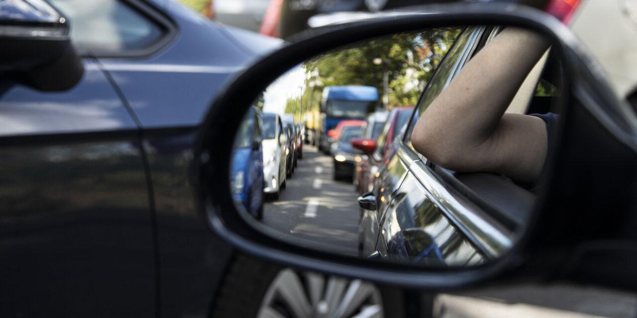 30.500 Menschen verlassen den  Kreis Roth auf dem Weg zur Arbeit