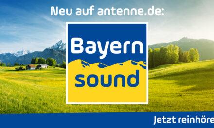 """""""ANTENNE BAYERN Bayern Sound"""""""