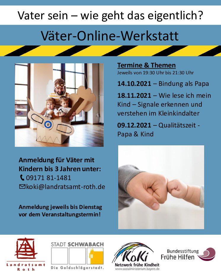 """""""Väterwerkstatt"""""""